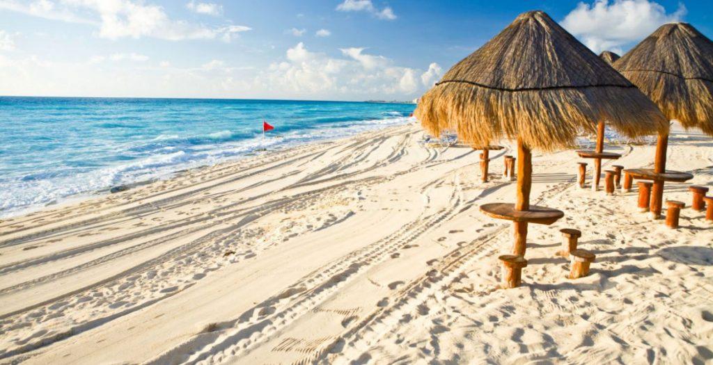 Cancún, una de las playas de México para conocer.