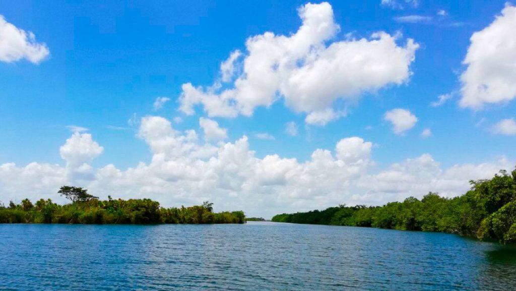 Río Hondo en Quintana Roo
