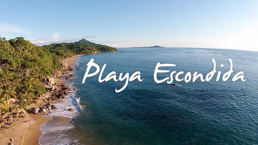 Playa Escondida,Nayarit