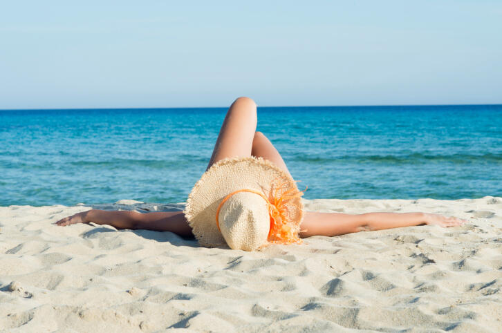 Cuidados para la piel grasa en vacaciones