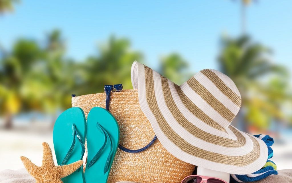 Lista de cosas para ir de viaje a la playa