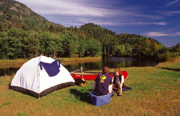 Todo lo que necesitas para acampar