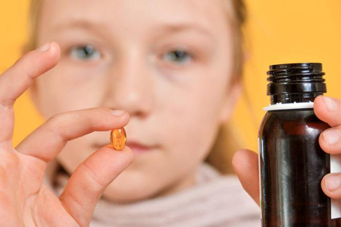 Tips para elegir suplementos para niños