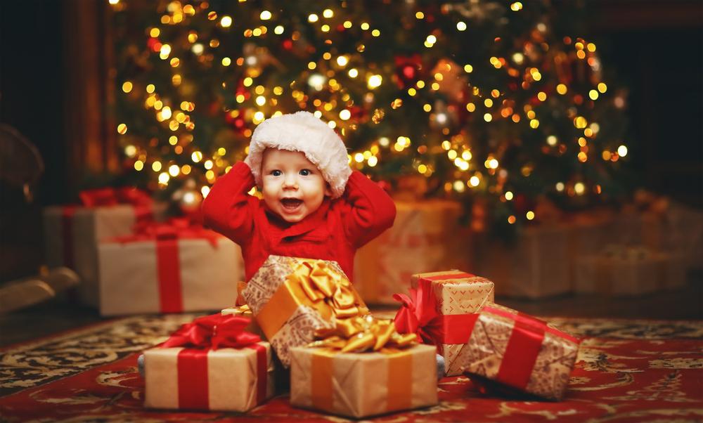 Ideas para la primer Navidad de tu bebé