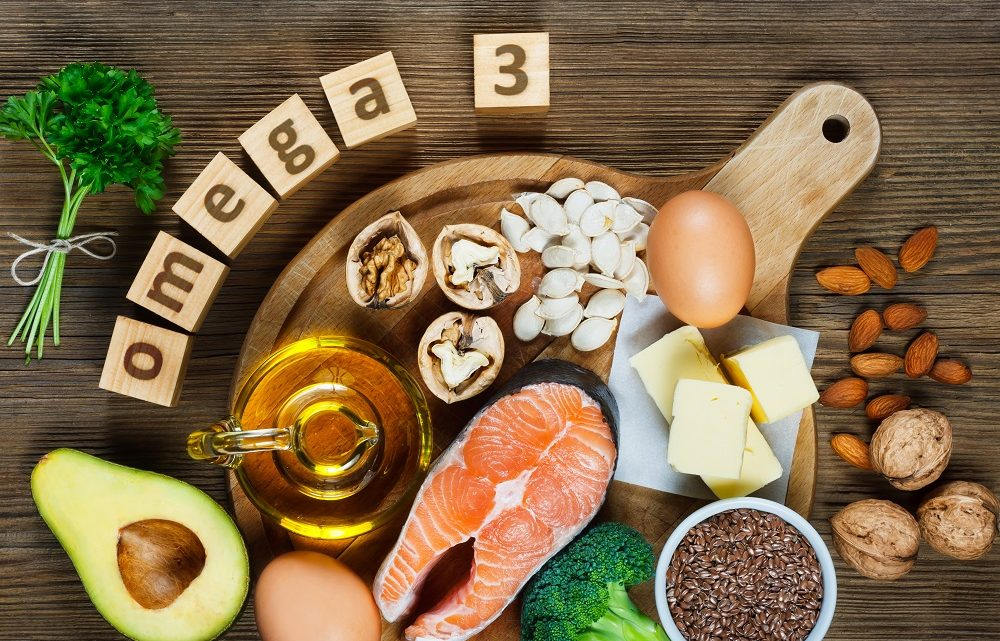El omega 3 lo encuentras en los alimentos