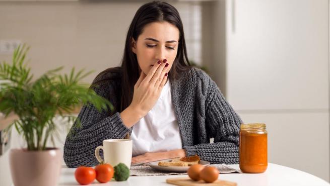 Estrés y la acidez estomacal