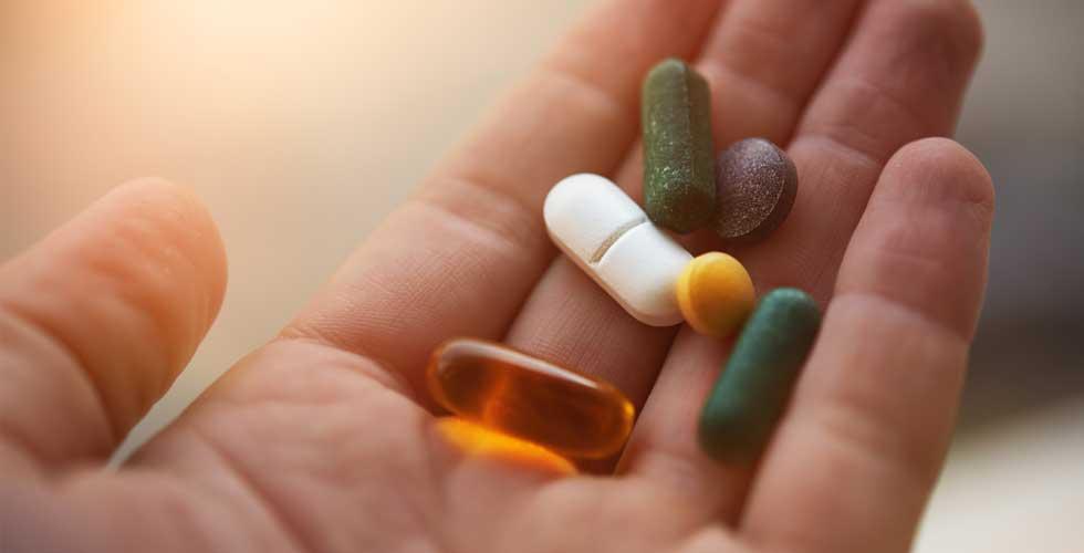 Necesarios los vitamínicos y minerales